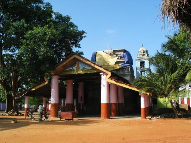 Thavady South Kali kovil