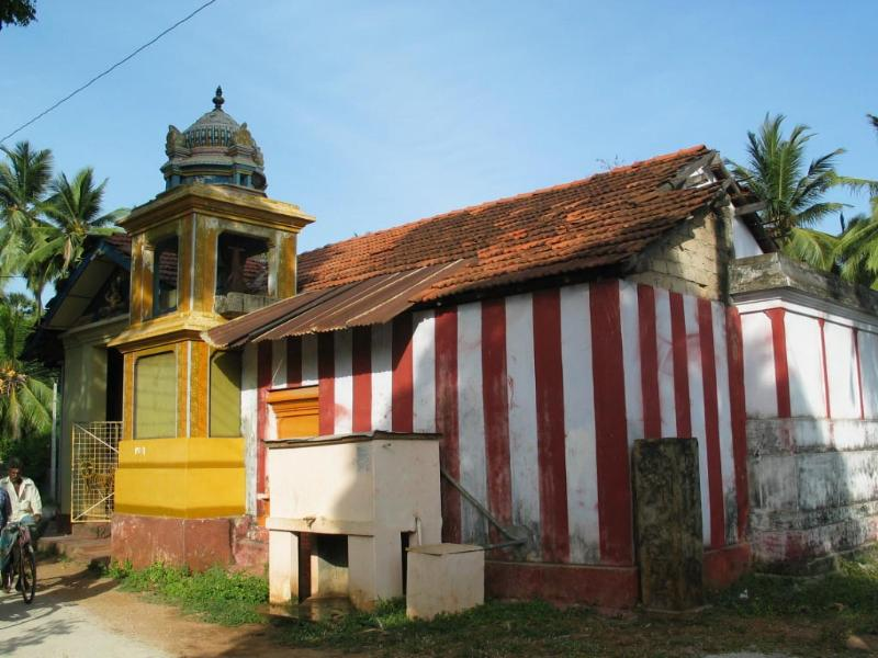 Thavady north Kali kovil